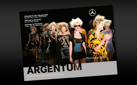 MercedesCard – Kundenjournal