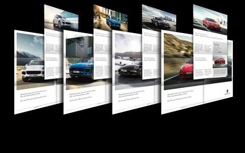 Porsche Akquisitions-Mailings