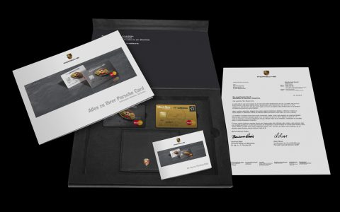 PorscheCard – Welcome Box