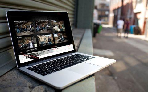 Entwicklung Web-Präsenz